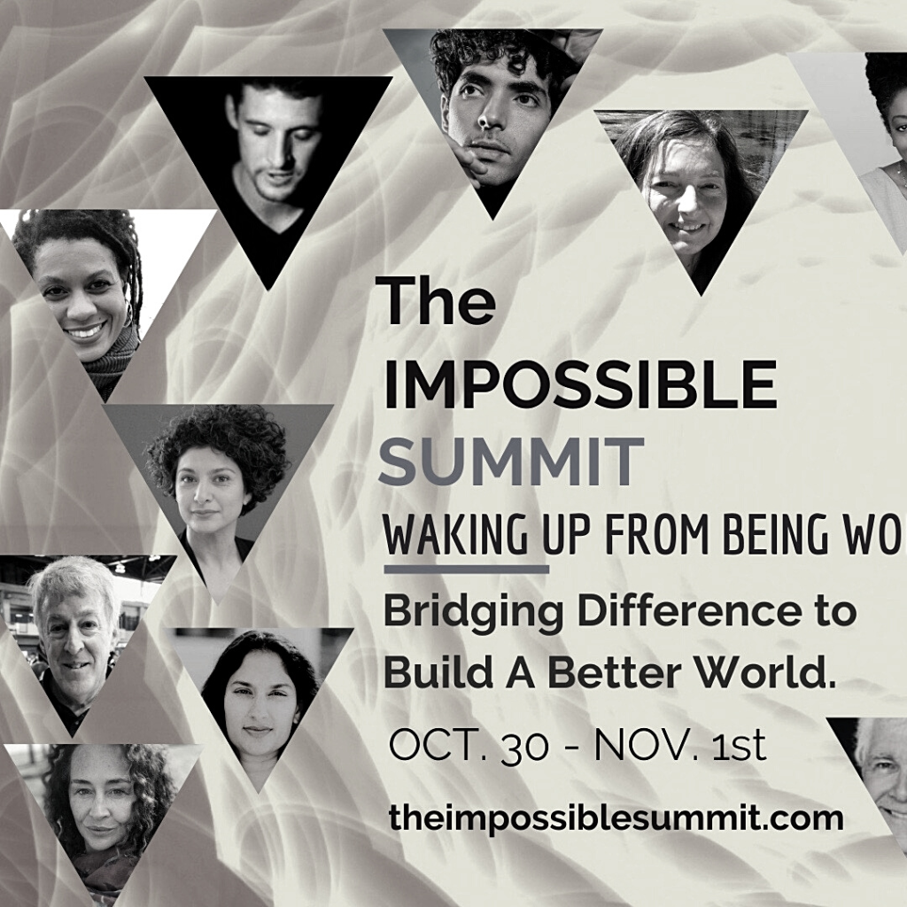 the impossible summit poster featuring Jo