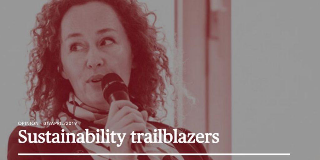 sustainability trailblazers